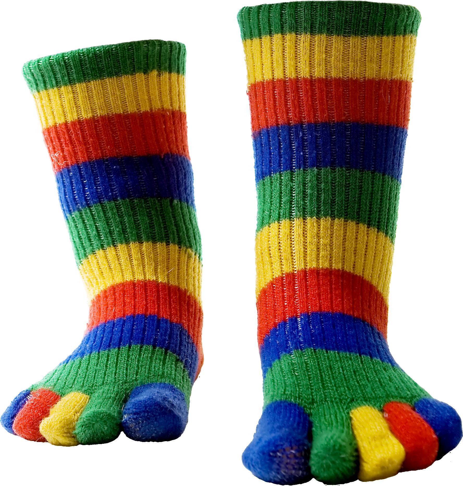 Sock colourful sock
