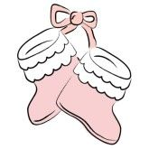 Clipart socks lady. Pin on baby tuff