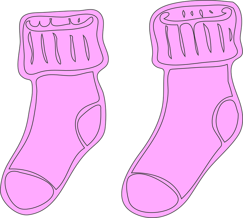 Winter free on dumielauxepices. Clipart socks mitch