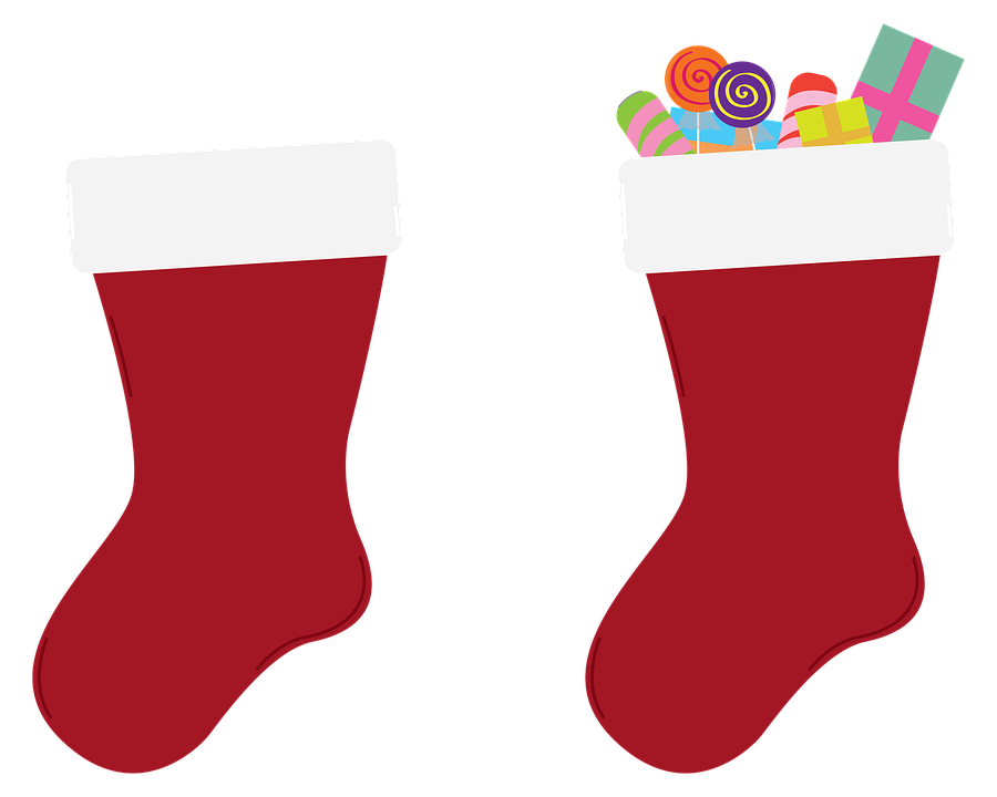 Xmas free on dumielauxepices. Clipart socks row
