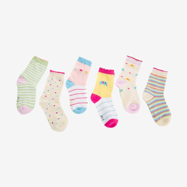 Clipart socks six. Pairs of png free