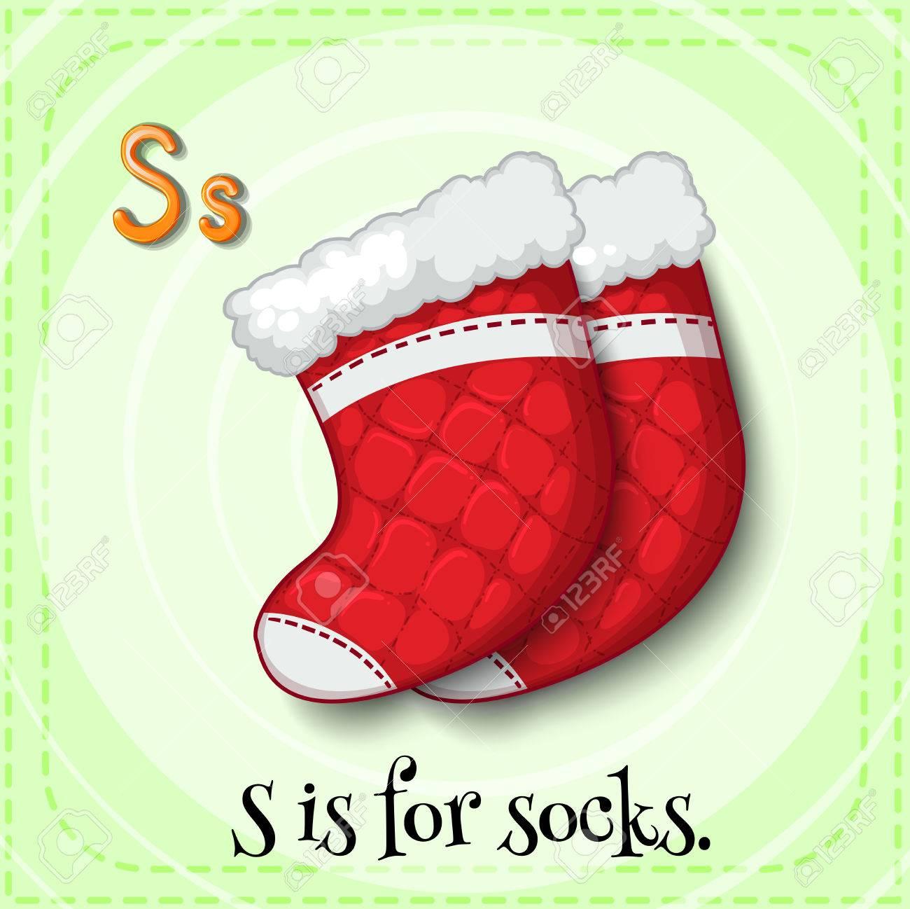 X free clip art. Clipart socks six