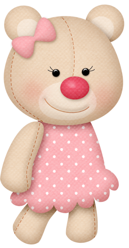 Quilt clipart pink blanket. Lliella cloud beargirl png