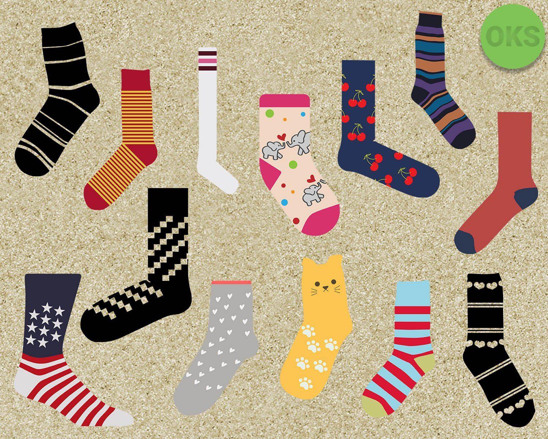 Files vector . Clipart socks svg