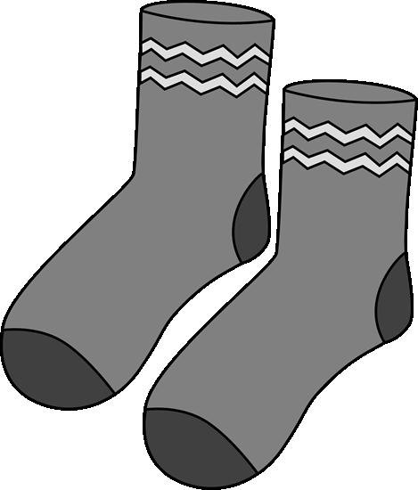 Clipart socks two. X free clip art