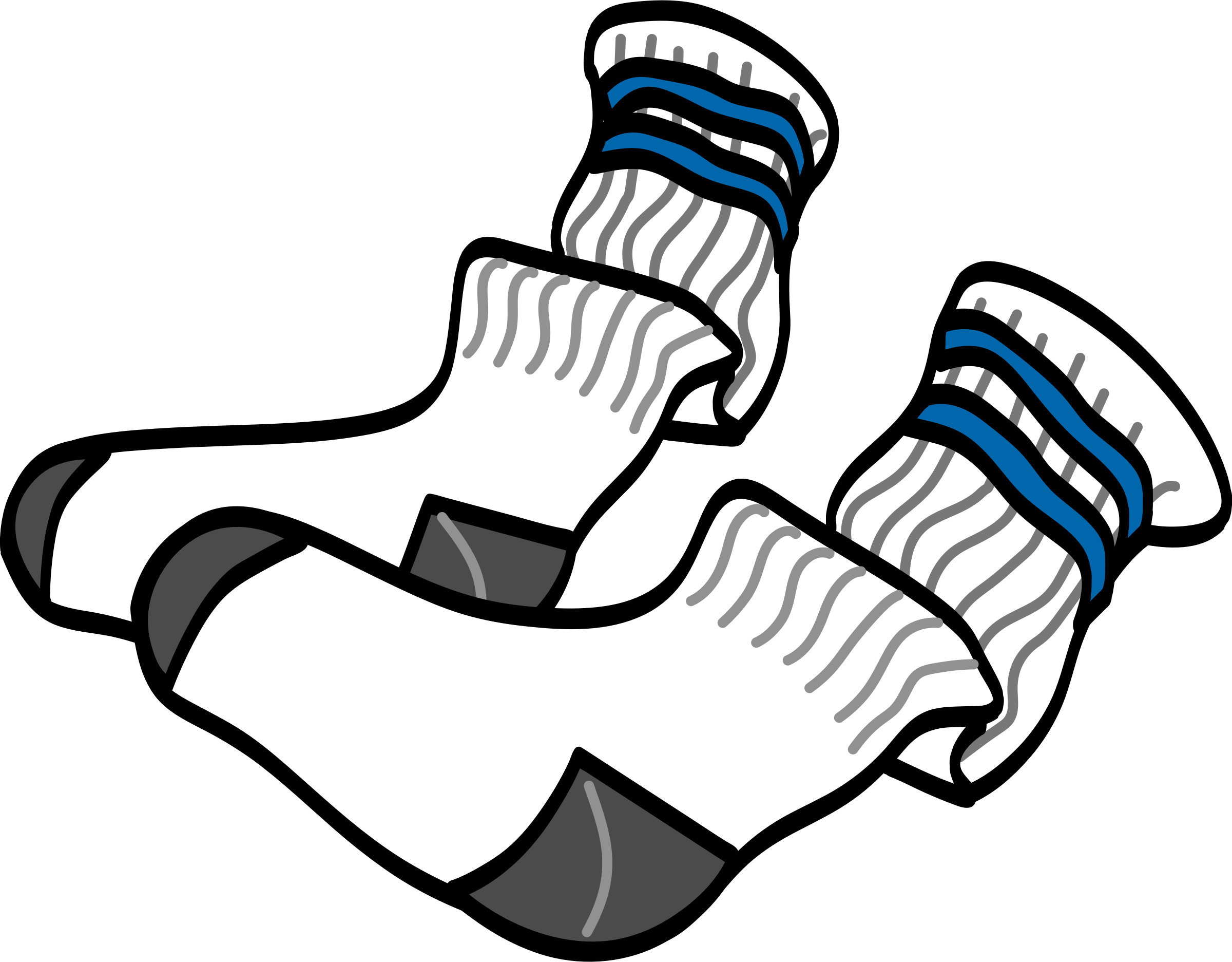 Clipart socks winged. Athletic crew icons png