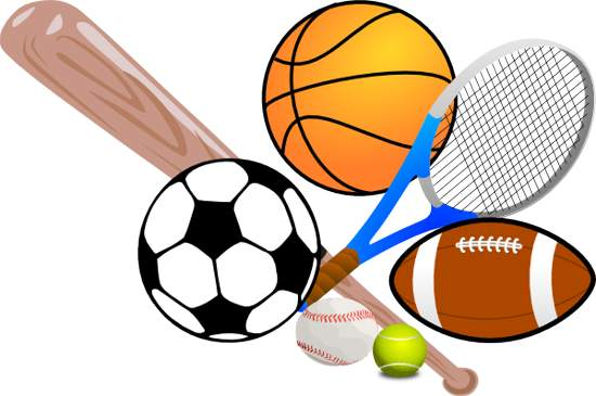 Free download clip art. Sports clipart