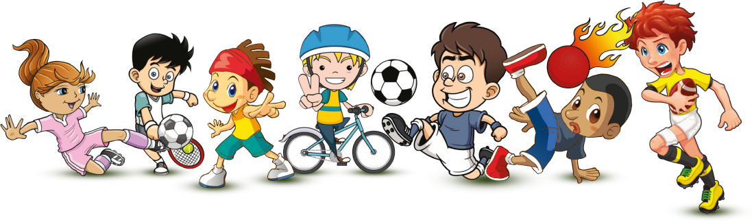 Sports cartoon clip art. Dodgeball clipart sport arena