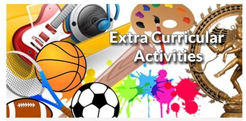 Activities cultural services . Pe clipart extra curricular activity