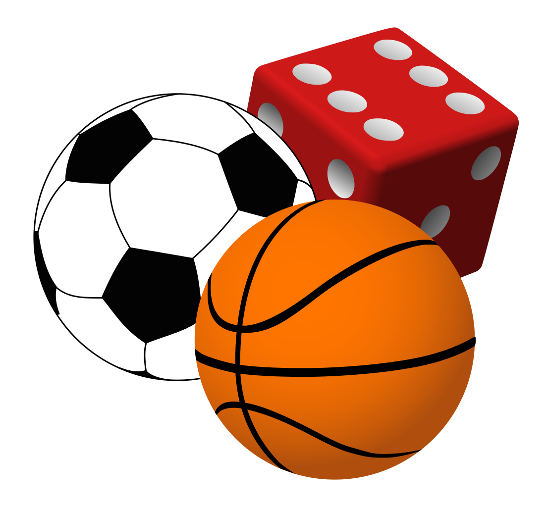 File sports and games. Game clipart board game