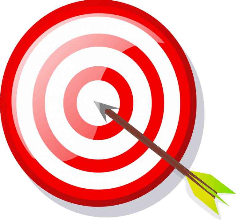 Goals and objectives real. Missions clipart goal objective