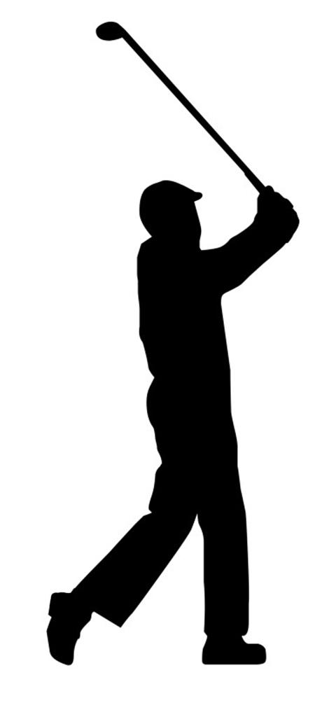 Golfer free sports clip. Golfing clipart golf bag