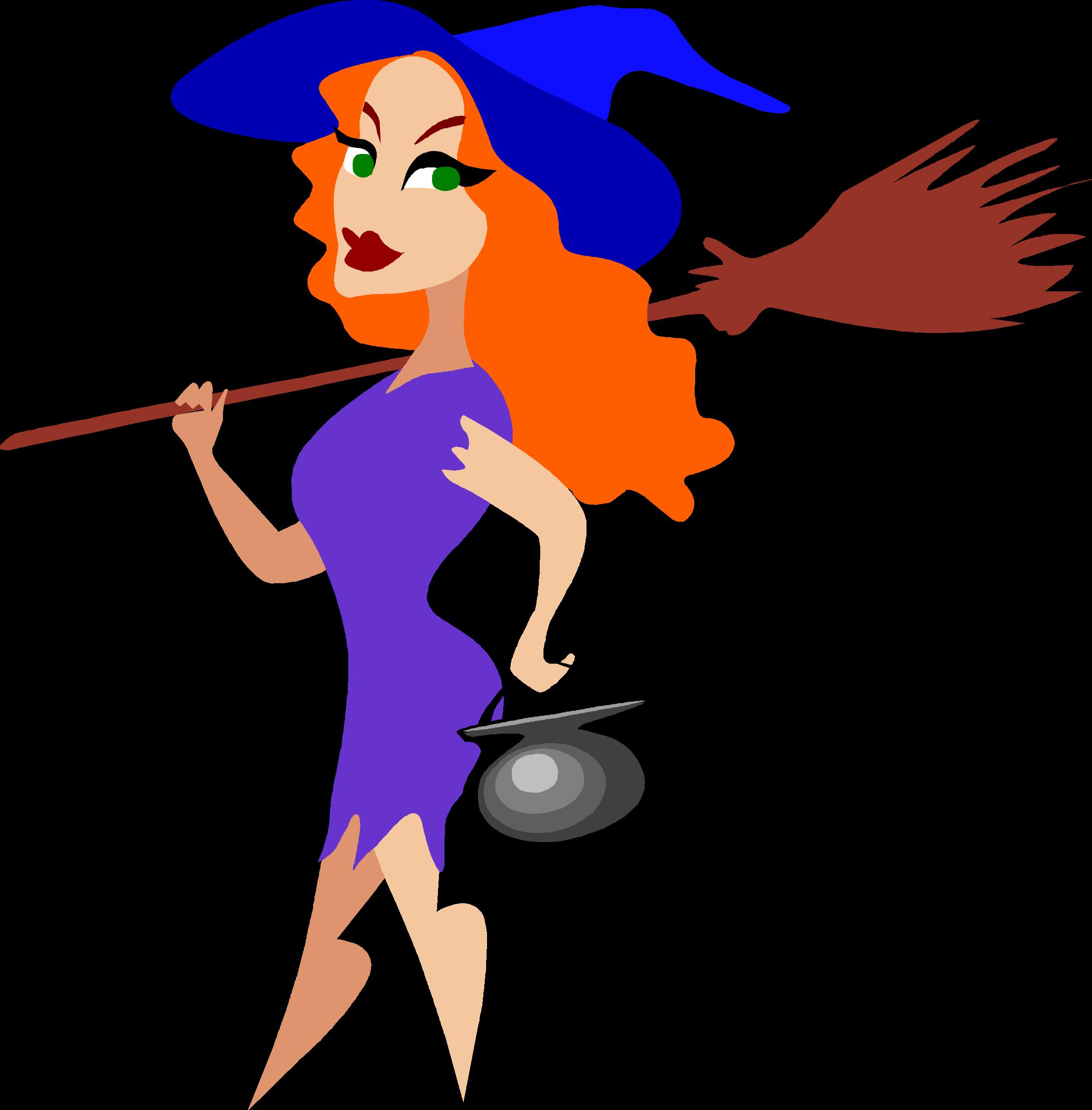 Witch pretty witch