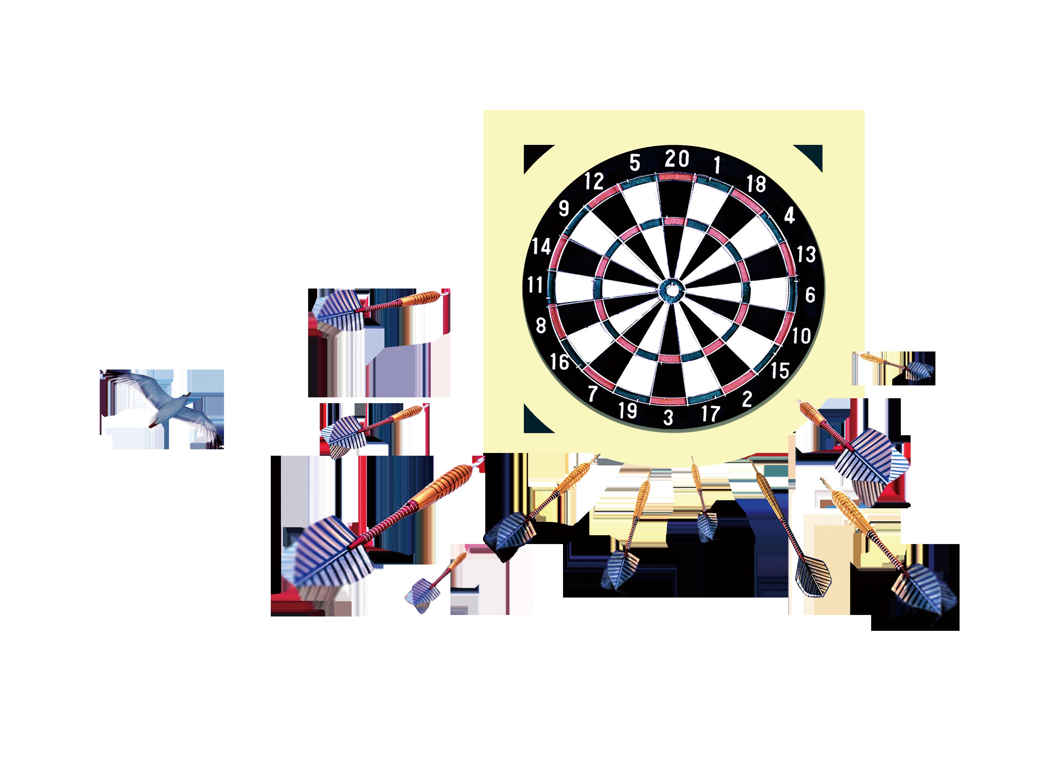 Dart clipart dartboard. Darts stock photography game