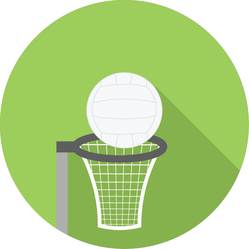 Parklife . Sports clipart netball