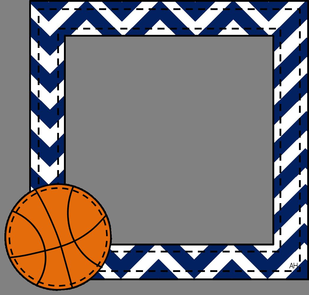 Ch b de teachers. Clipart sports picture frame