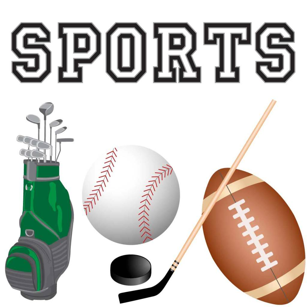 Clipart sports thing. Free sport game cliparts