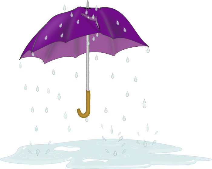 Clipart umbrella wedding shower. Spring graphics of the