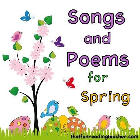 Pinterest . Poem clipart spring
