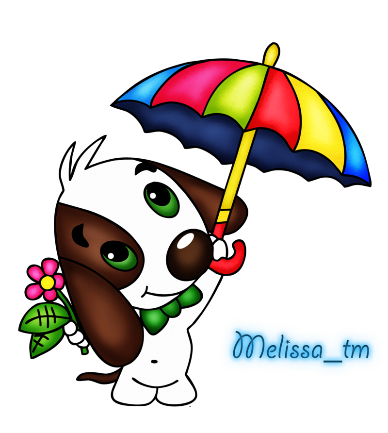 Writer clipart cute. Dog spring free on