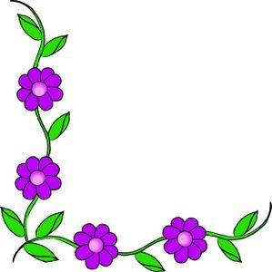 Image purple flowers on. Vines clipart flowering vine