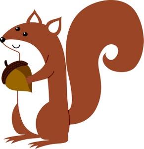 Panda free images. Autumn clipart squirrel