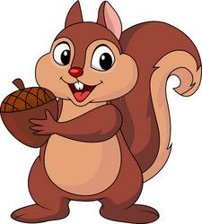 Chipmunk clipart kawaii. Free cute squirrel clip