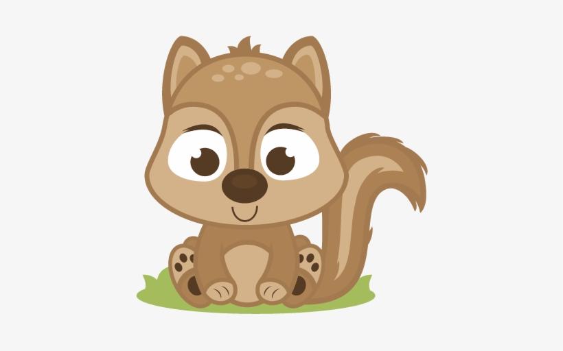 Clipart squirrel baby squirrel. Cute free