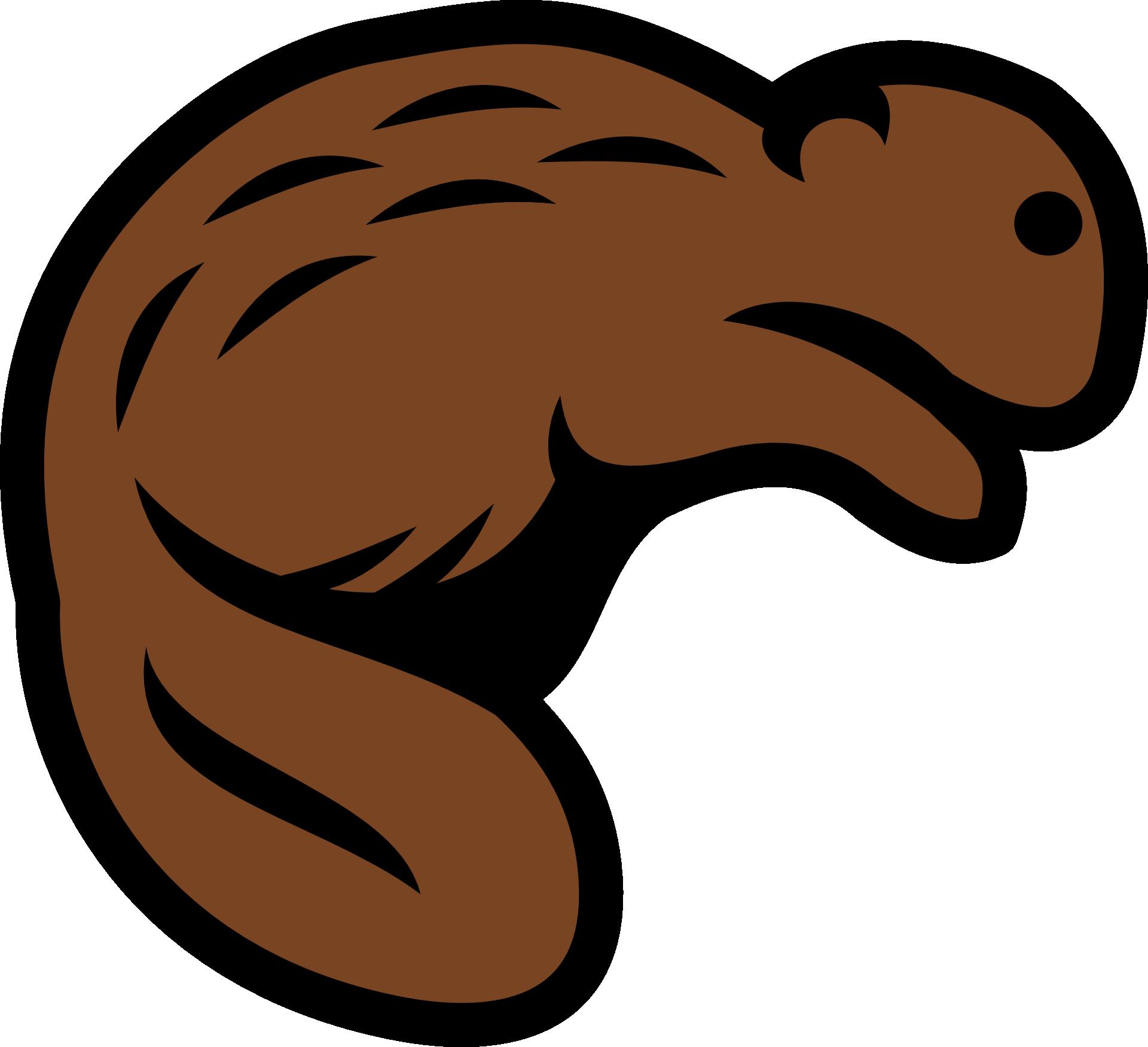 Beaver fur clip art. Welding clipart trade