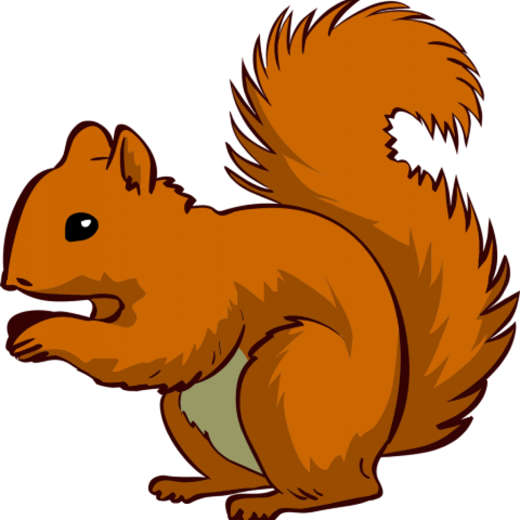 Easy free on dumielauxepices. Woodland clipart squirrel