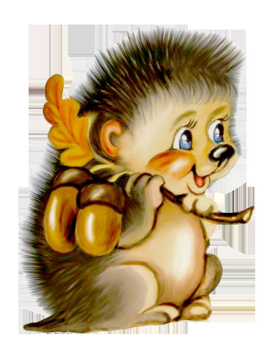 Cartoon filii clip art. Hedgehog clipart penny black