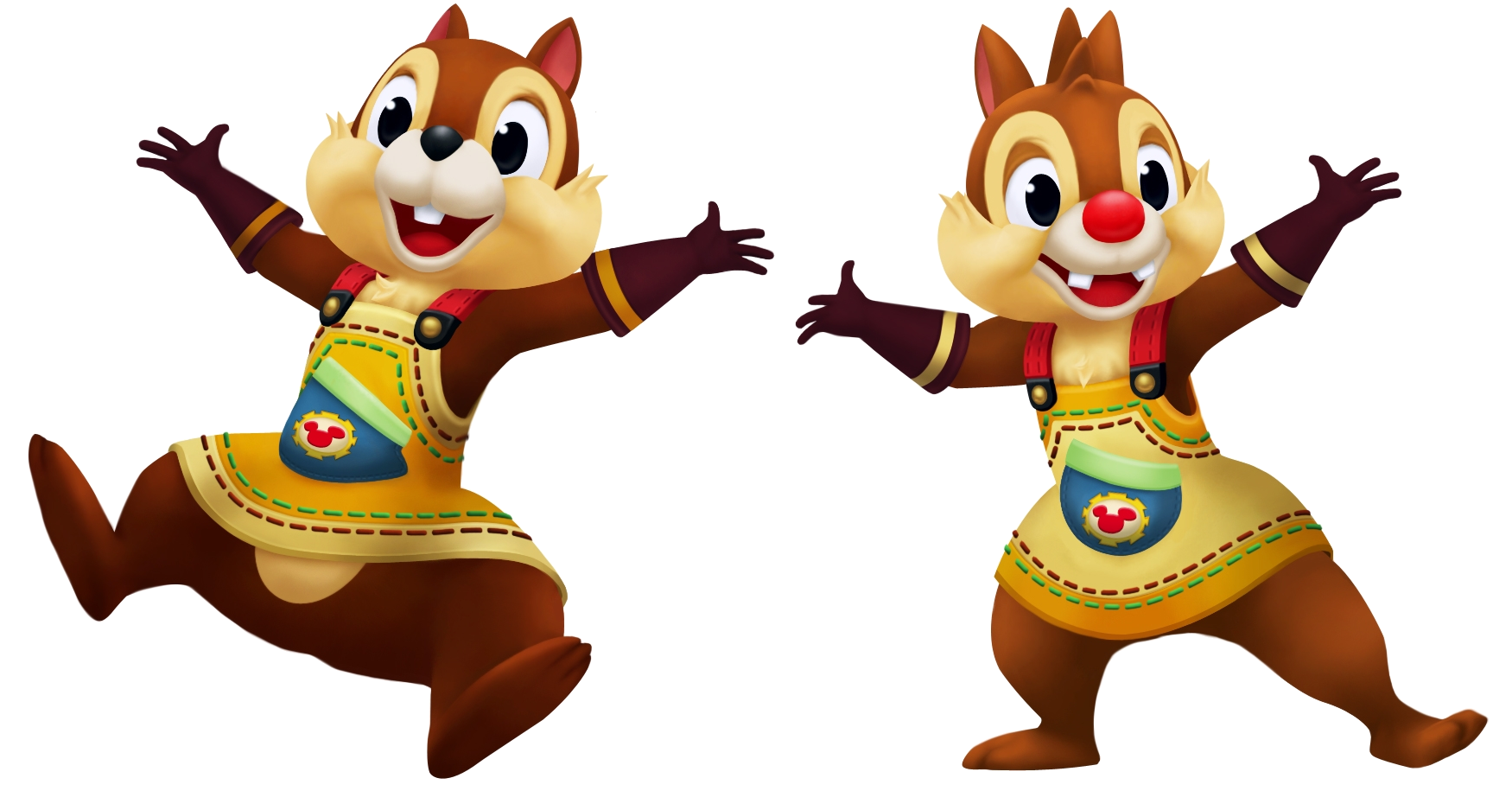 Nut clipart chip dale. Image chipanddale kh png