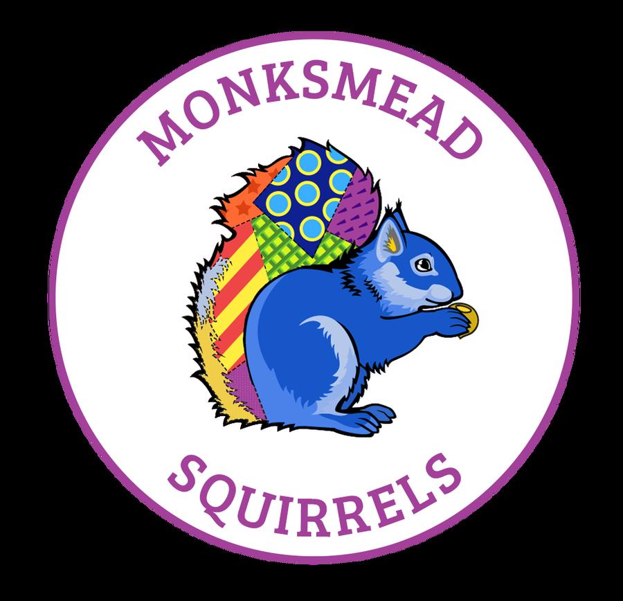 Monksmead school squirrels pre. Clipart squirrel nursery