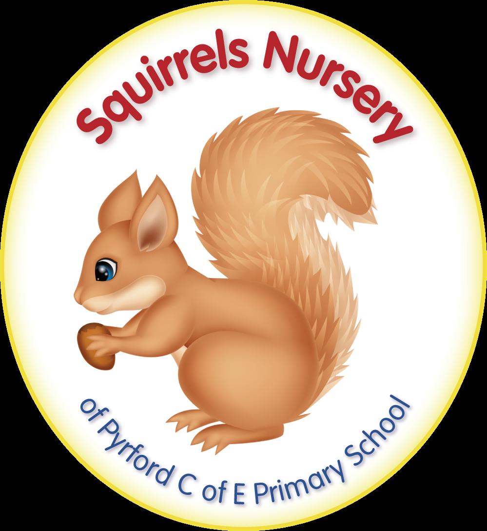 Clipart squirrel nursery. Squirrels home
