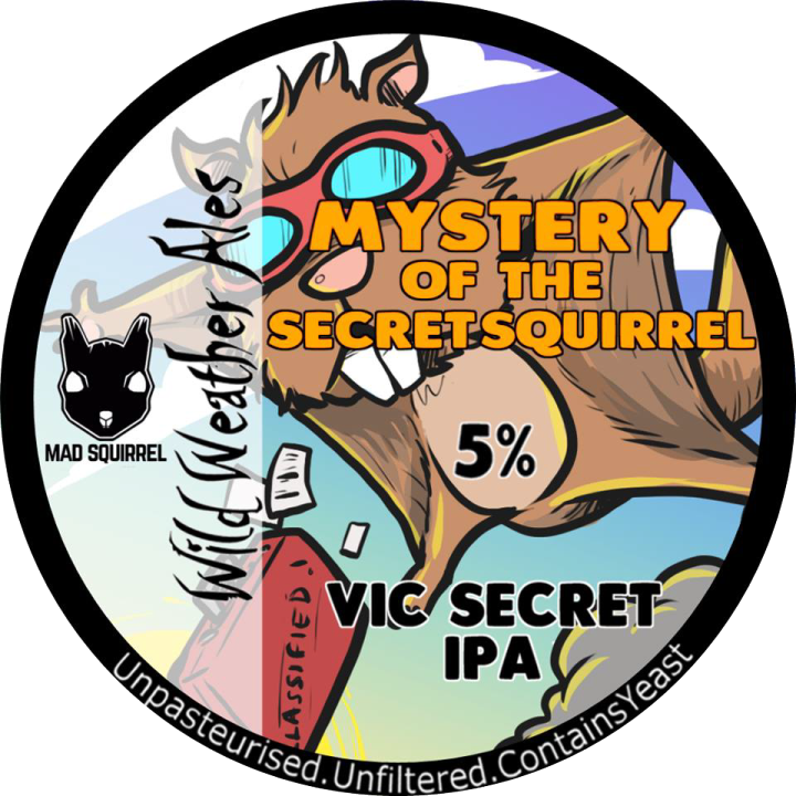 Mystery clipart top secret. Of the squirrel mad