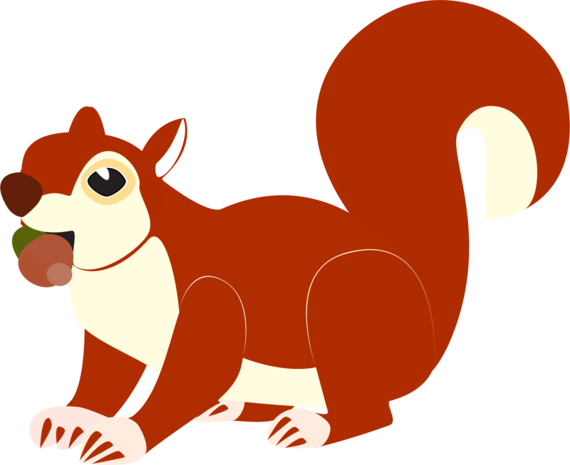 Winter clipart squirrel. New images free download
