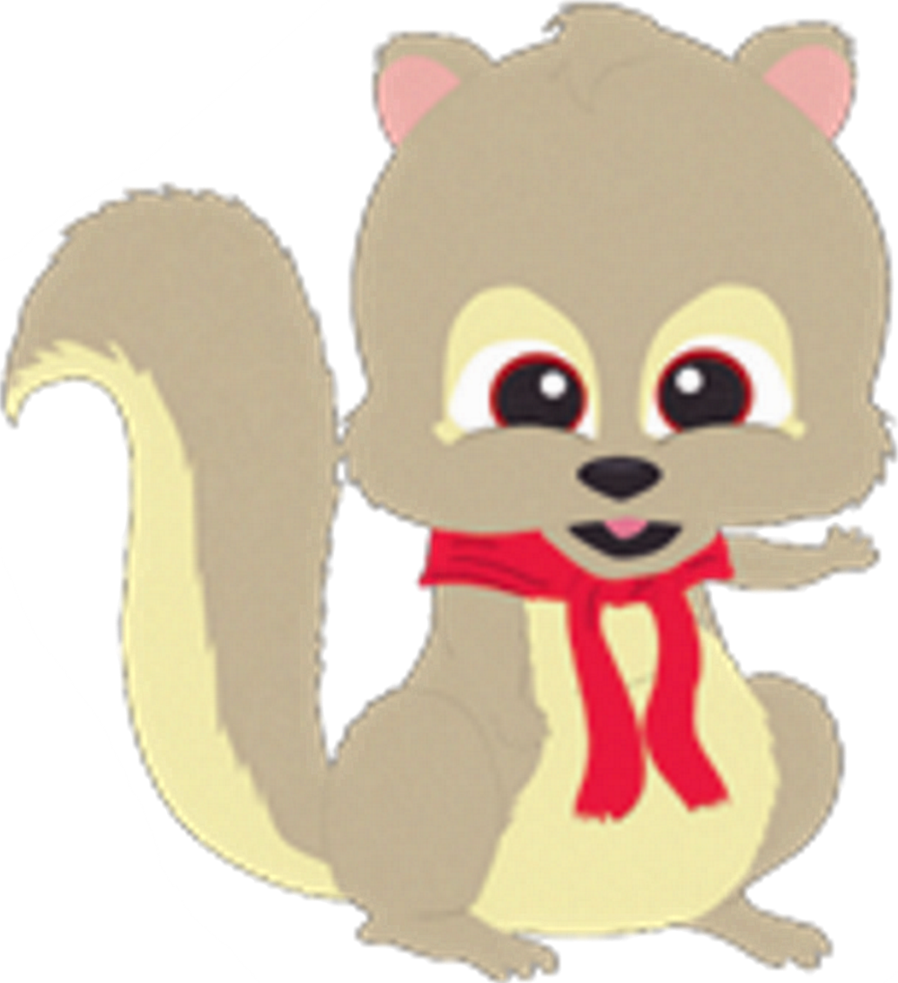Critters south park archives. Clipart squirrel woodland