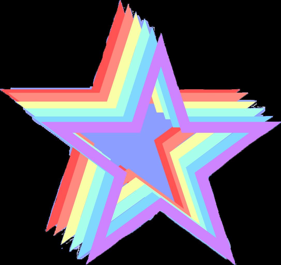 Clipart star aesthetic, Clipart star aesthetic Transparent ...