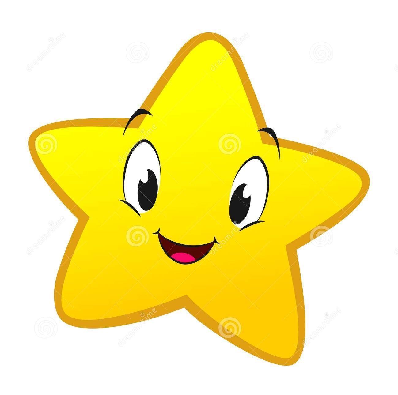 Dreamstime com stars cartoon. Cute clipart star