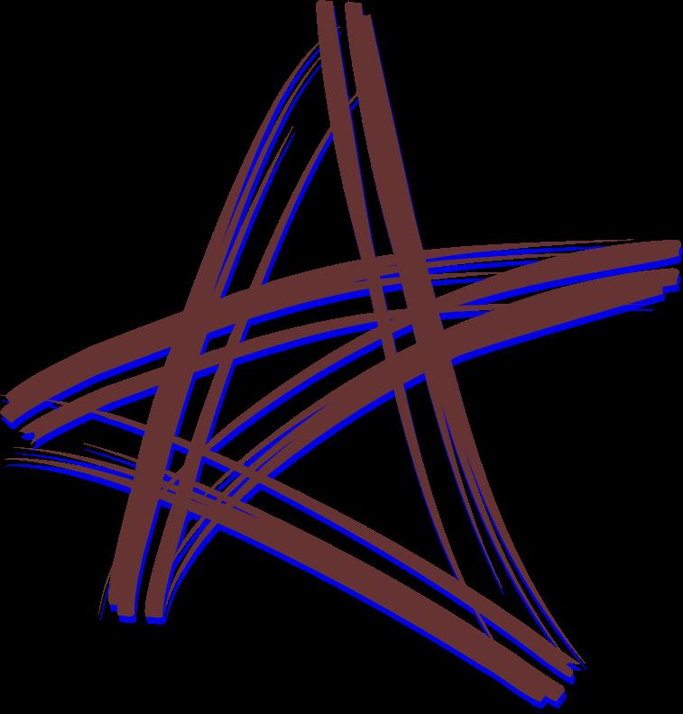 Crayon clipart star. Artistic medium image png