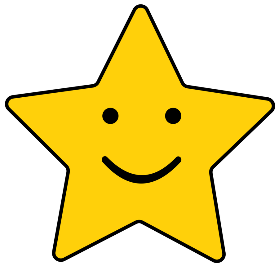 collection of png. Cute clipart star