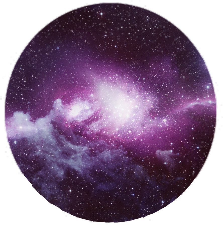 Pink violet blue white. Galaxy clipart space center