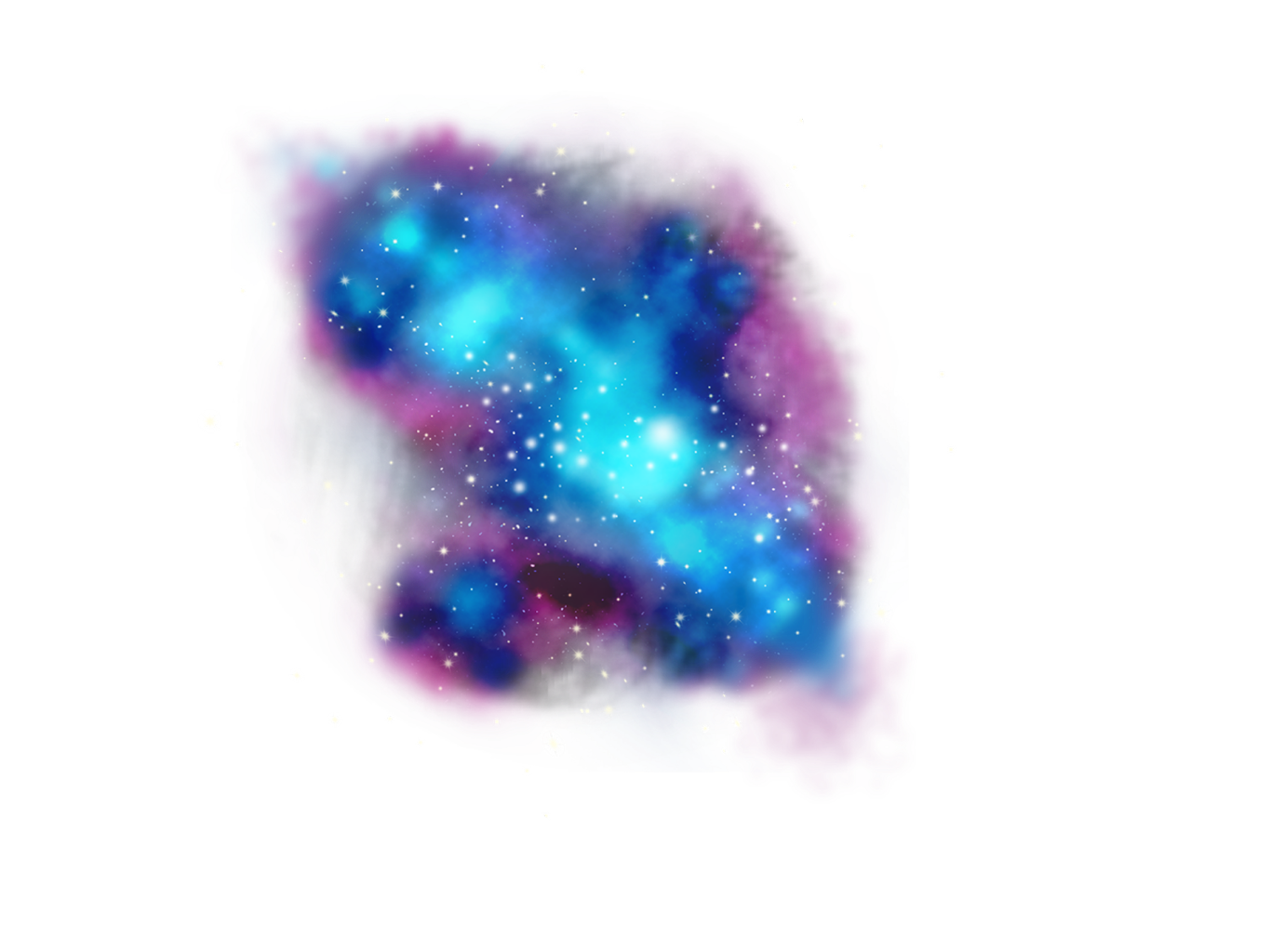 Galaxy clipart astronomy. Freetoedit png stars with
