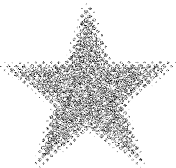 collection of star. Clipart stars glitter