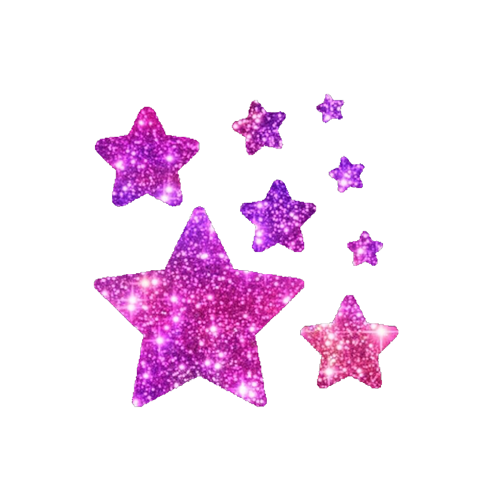Clipart stars glitter. Created by me interesting