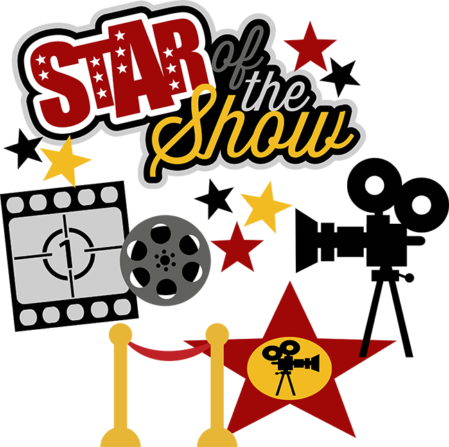 Of the show svg. Night clipart wish upon star