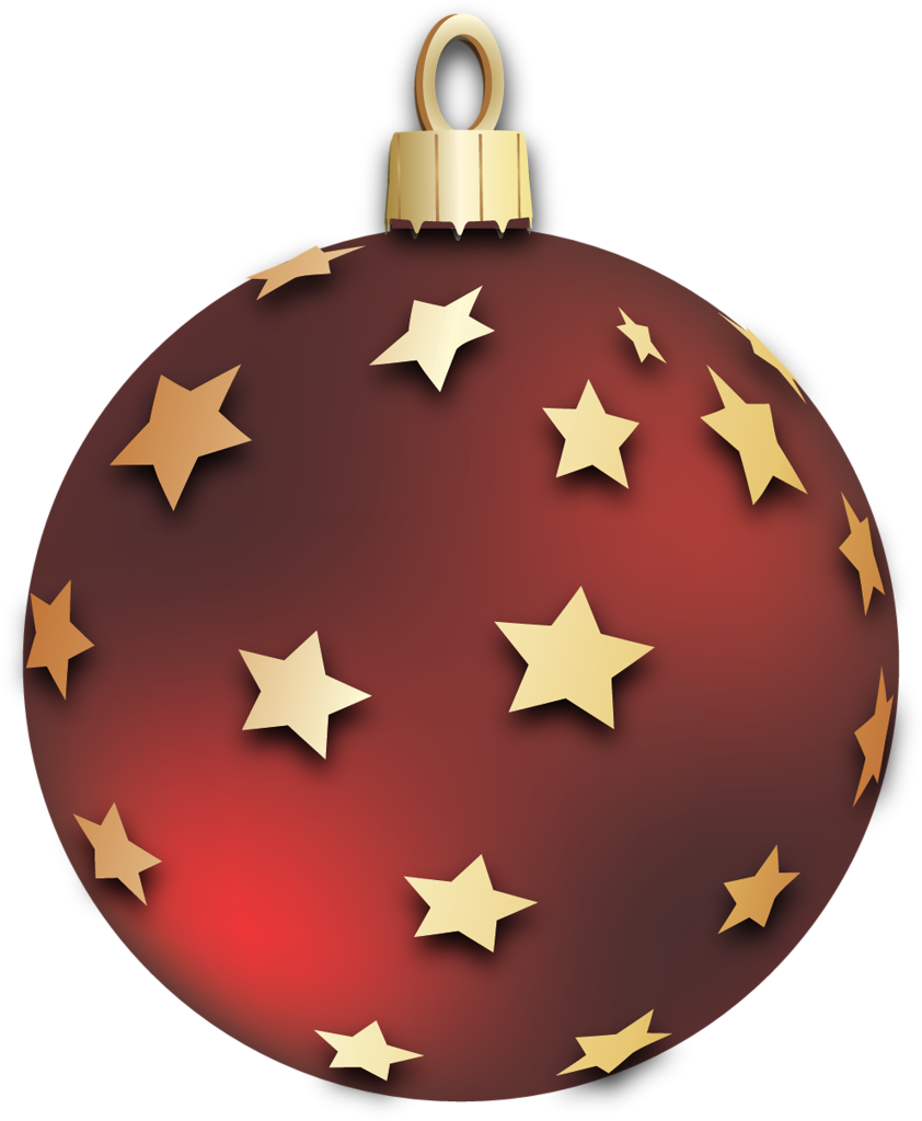 png christmas clip. Clipart stars maroon