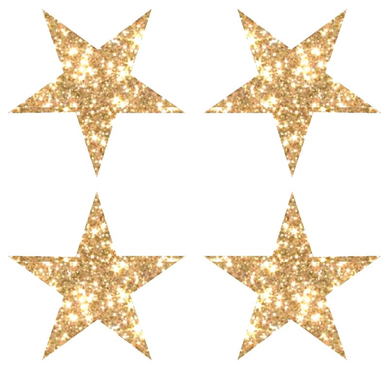 Confetti clipart gold star. Glitter clip art images
