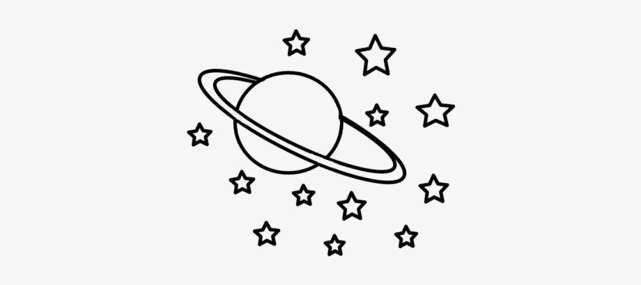 Planets clipart star. Tumblr planet stars and