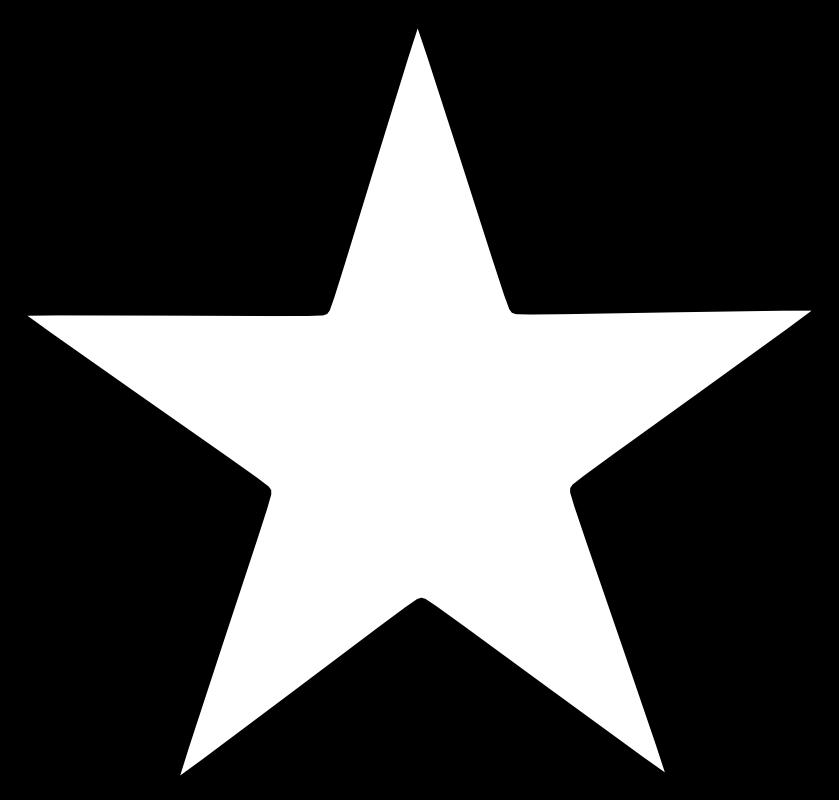 clipart stars accent